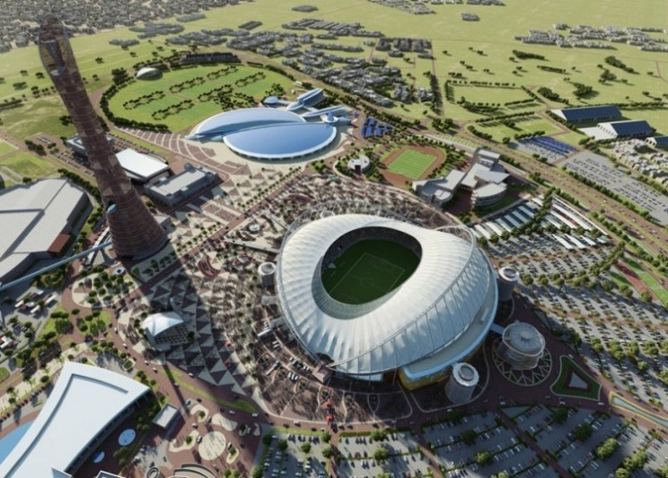 The 3rd Qatar 2022 World Cup stadium will have temperature controlled pitch
