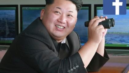 North Korea Launches Facebook Clone Called 'Best Korea's Social Network'