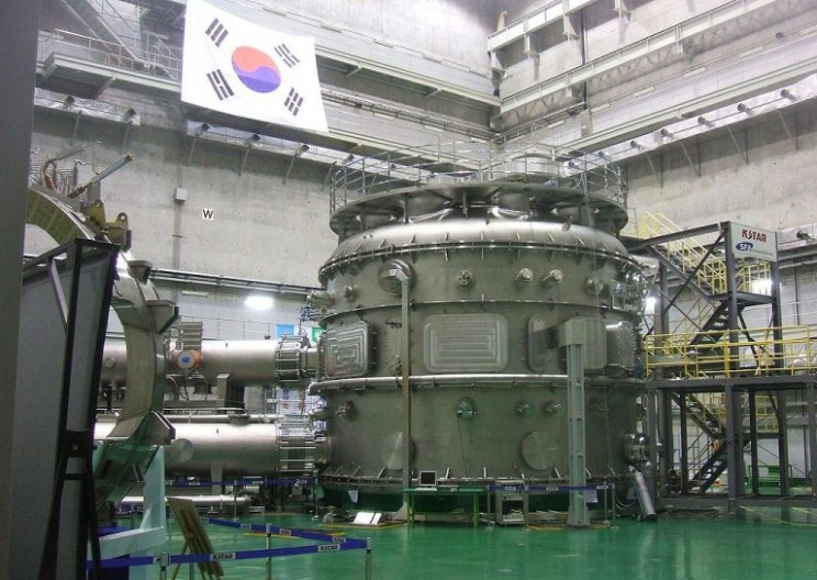 South Korean Scientists Smash Nuclear Fusion Record