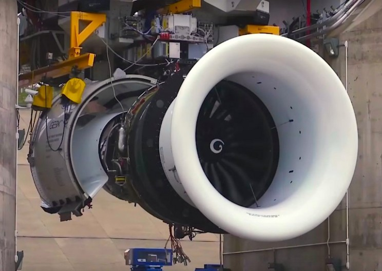 GE Tests World's Largest Jet Engine
