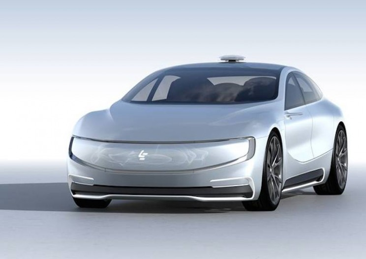 Chinese Company Unveils Autonomous Vehicle Better than Tesla