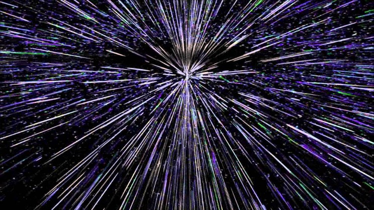 What Speed of Light Travel in Star Wars Would REALLY Be Like