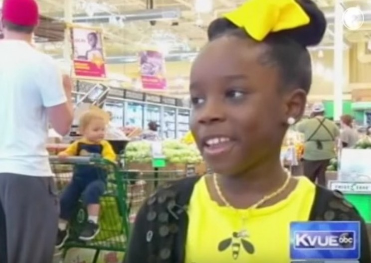 9 Year Old Girl Lands a Million Dollar Contract