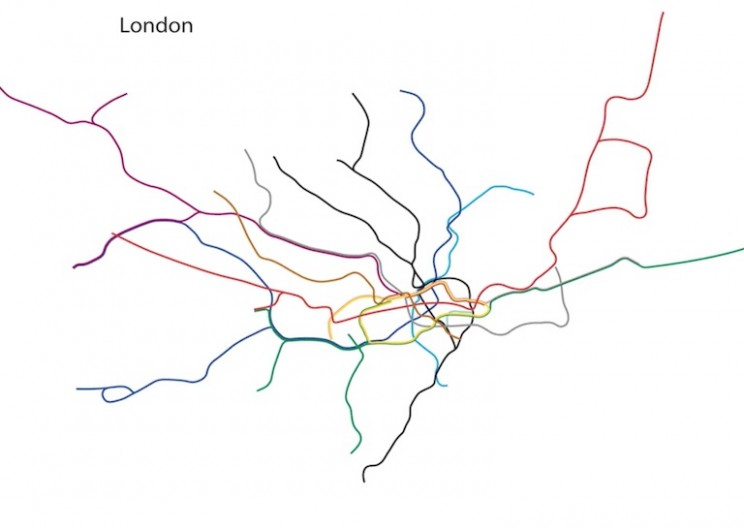 These Amazing GIFs Show What Geographically Accurate Subway Maps Look Like