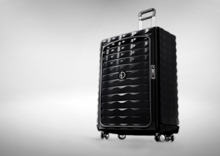 The World's First Smart, Collapsible and Hangable Hard Case Luggage