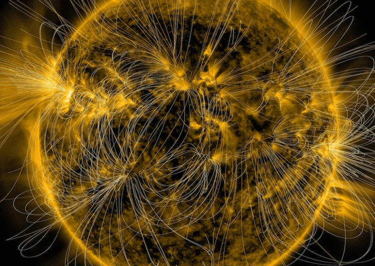 New Time-Lapse of Solar Flares and Eruptions Released by Nasa