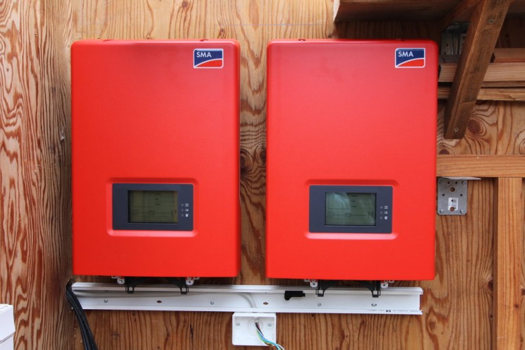 Are solar energy inverters a fire risk? In a word – no.