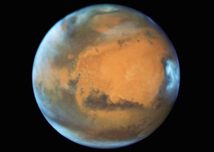 NASA Releases New Incredible Mars Photos