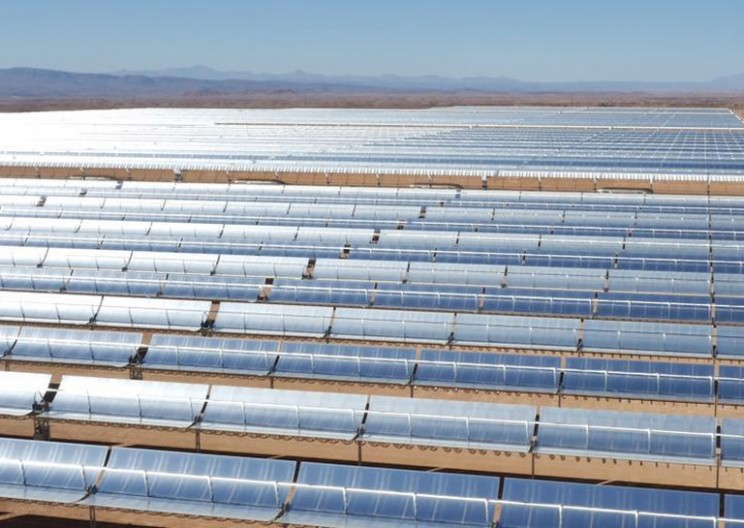 Will Morocco Solar Farm Soon Power Europe?