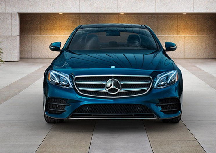 New Mercedes-Benz E-Class is Taking on Tesla