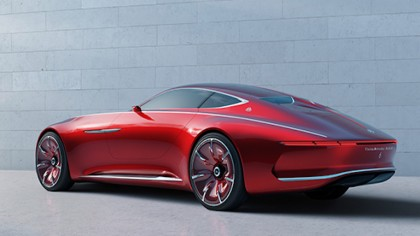 Mercedes-Maybach 6 Coupe is the Future of Luxury Cars