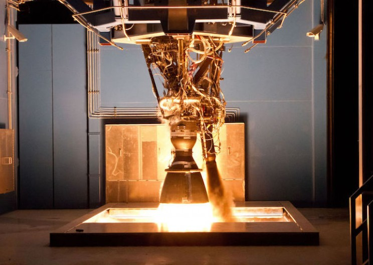 Inside SpaceX's Revolutionary Merlin Engines That Could Take Us to Mars