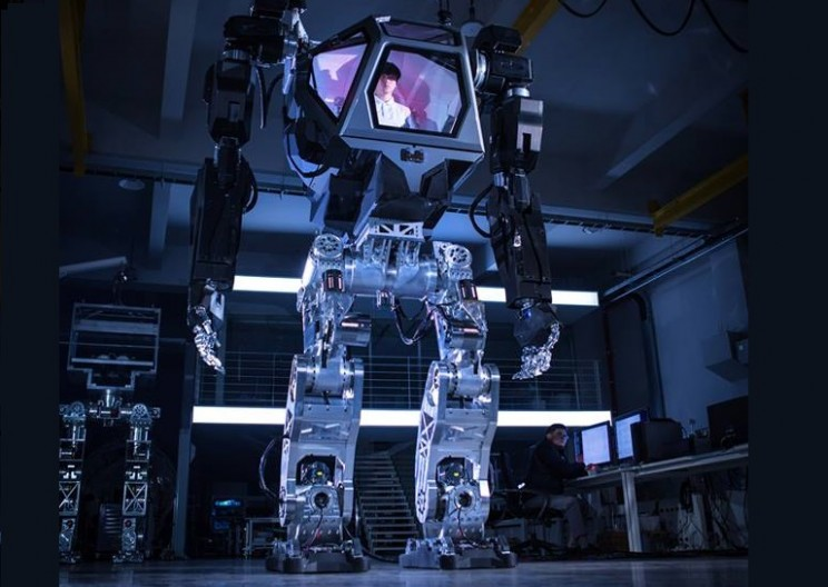 Method-1 Makes Impressive Debut as the Future's Giant, Walking Robot