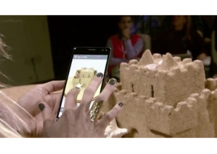 Microsoft Unveils 3-D Image Capturing Software for Any Device