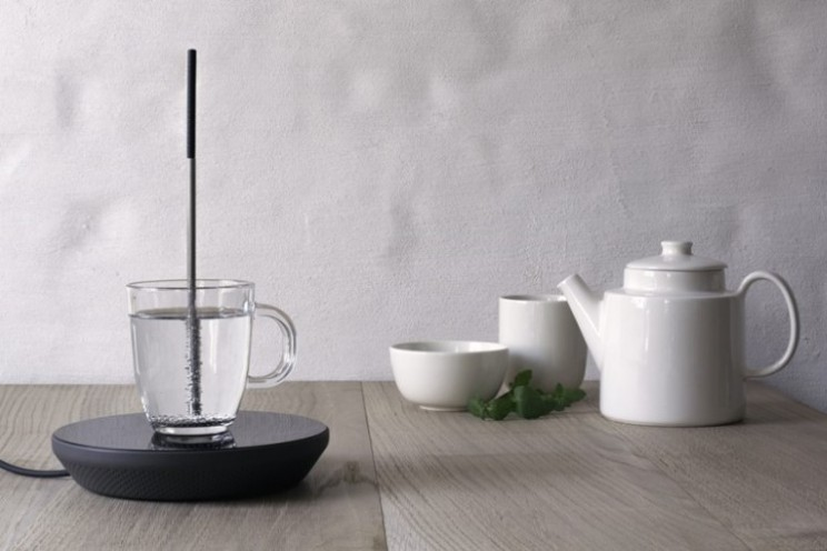 It's a kettle but not as you know it thanks to the Miito