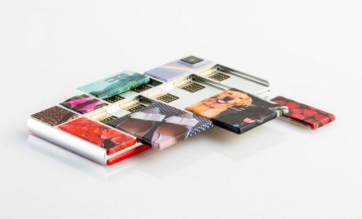 Googles Project Ara modular phone landing this year
