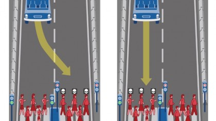 Help Make the Difficult Moral Decisions to Improve Self-Driving Cars
