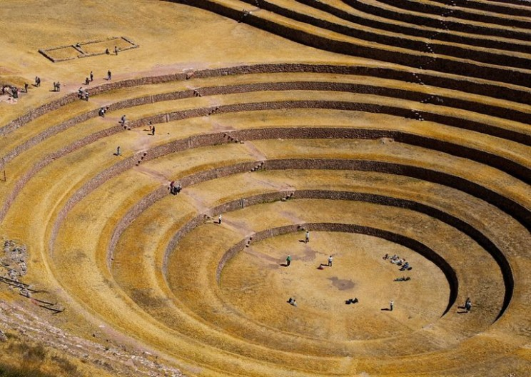 The Mysterious Agricultural Terraces Of The Incas