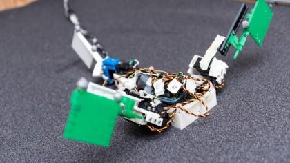 Mudskipper Robot Imitates Movement of First Land Animals