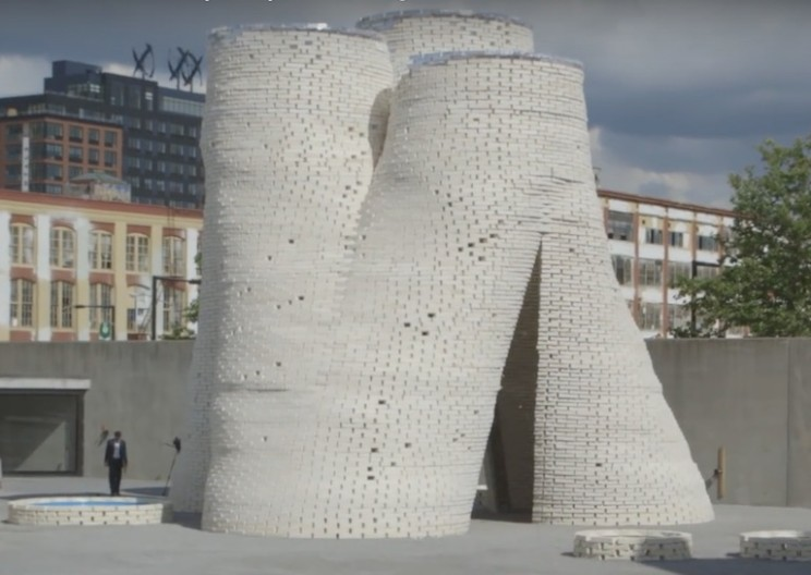 The Future of Construction: Mushroom Buildings