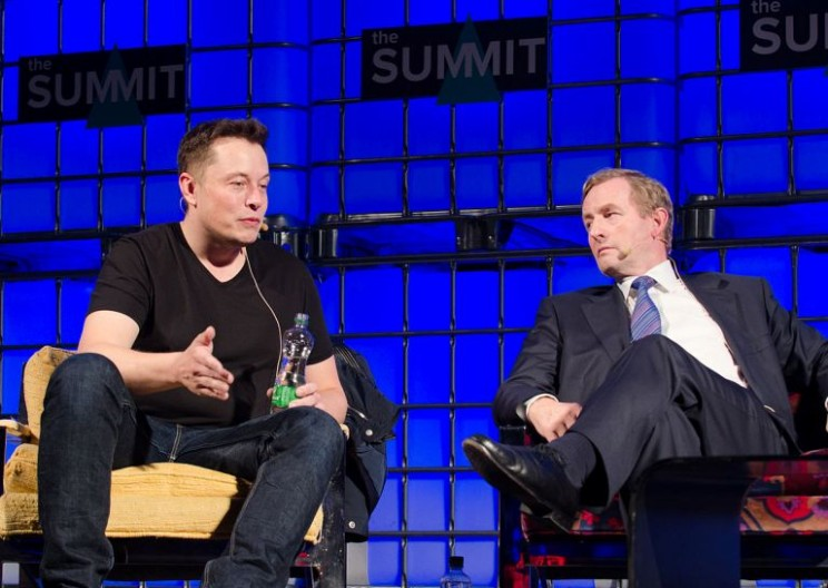 SpaceX's Elon Musk Might Actually Be Going Underground