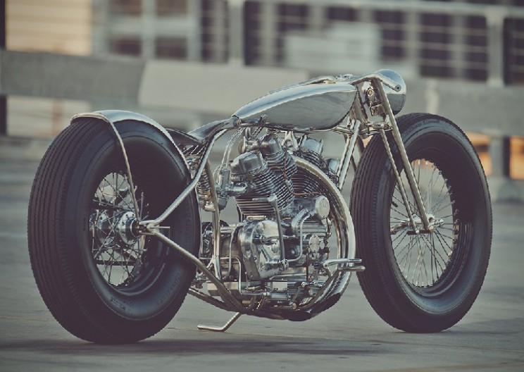 The Musket: A Hand Crafted 1000cc Aluminum Beast