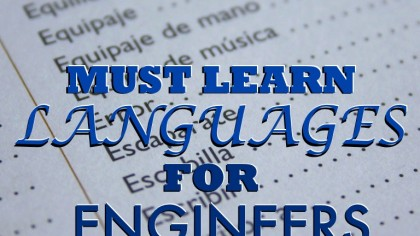 Top 9 Languages that Engineers NEED to Know