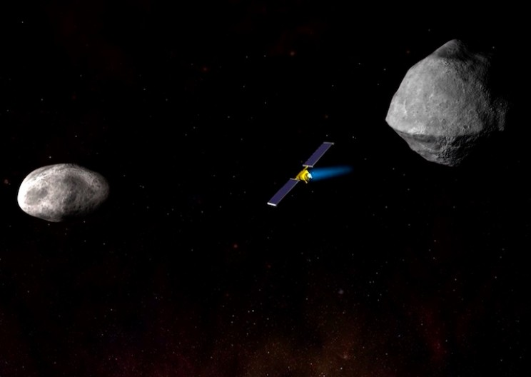 NASA Plans to Deflect an Asteroid by Crashing a Satellite Into It