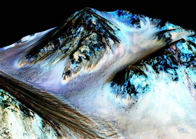 NASA Finds Further Evidence of Ancient Lakes on Mars