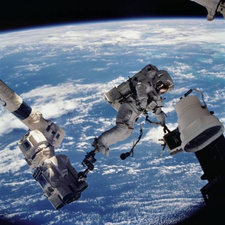 NASA 50 year spacewalk history revealed in photos