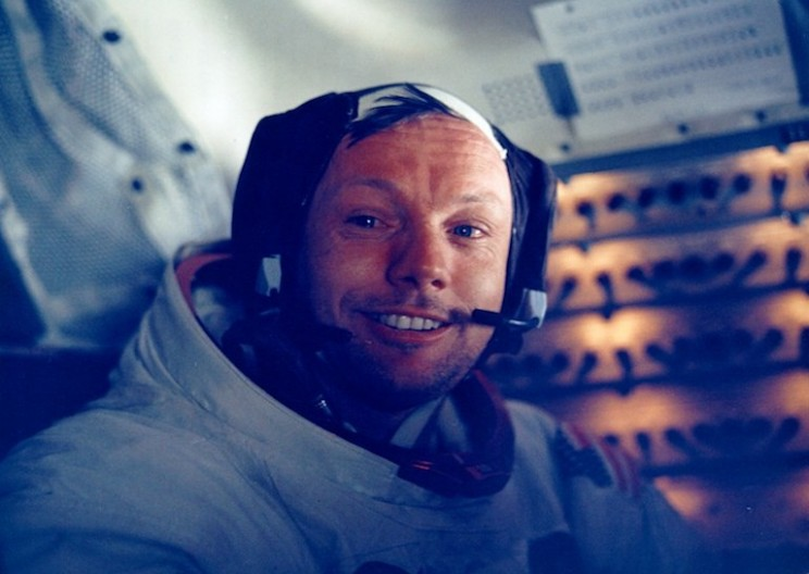 Neil Armstrong: The First Man to Walk on the Moon