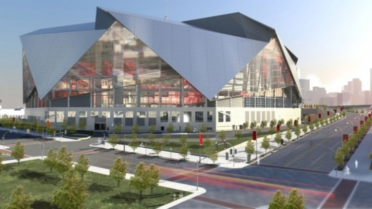Atlanta Falcons Stadium will feature one of a kind retractable roof