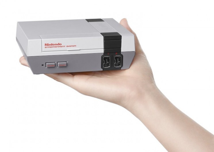 Nintendo is Releasing New Mini NES with 30 Built-in Games
