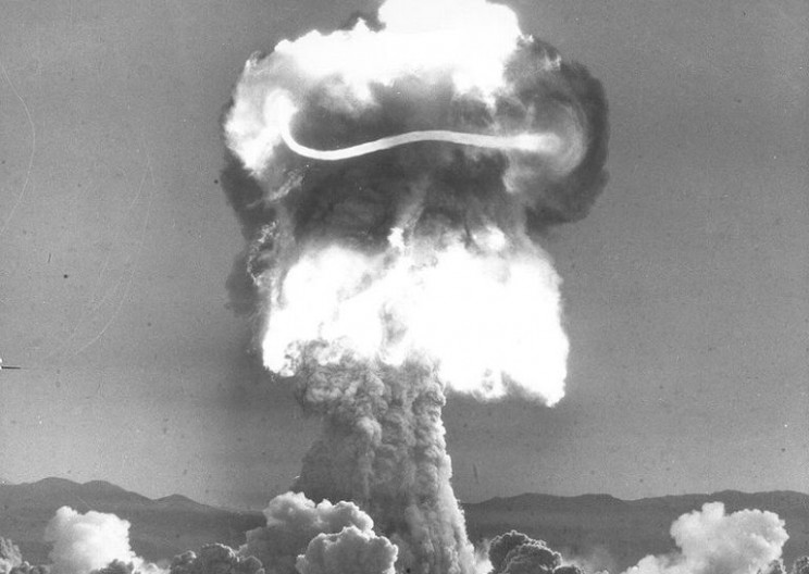 Check Out These Newly Declassified Terrifying U.S. Nuclear Test Movies