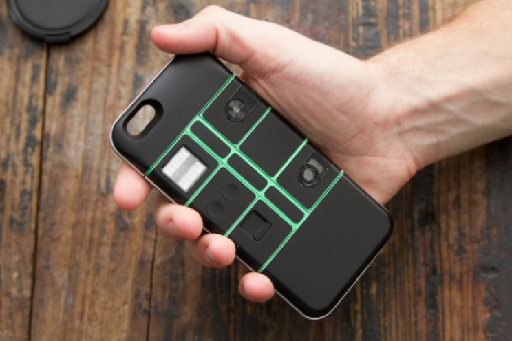 The modular phone case that adds all the accessories you need