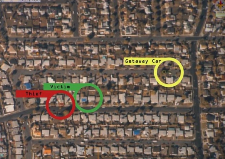 Police could use live Google Earth style tech to capture bad guys