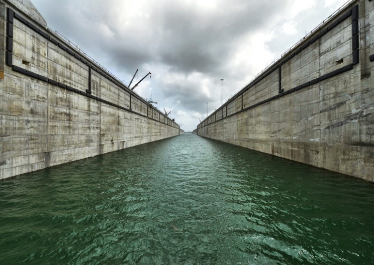 Massive Panama Canal Expansion Nears Completion
