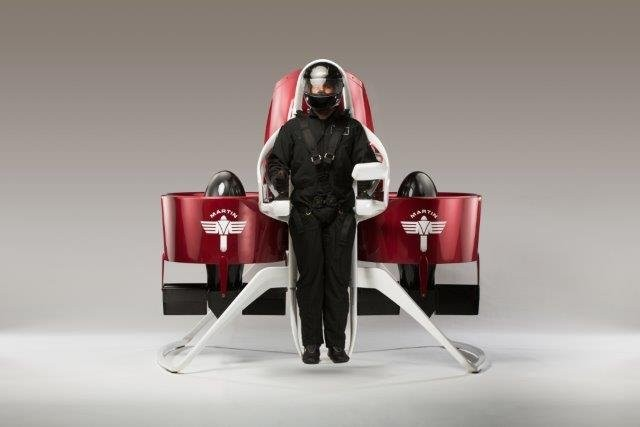 First Commercial Jetpack Set to Arrive this Year