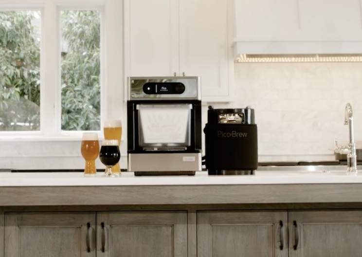 This Cool Gadget Allows You to Brew Quality Craft Beer At Home