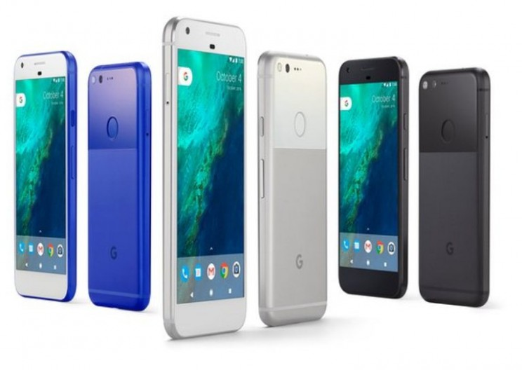 Top Five Things You Should Know About Google's Pixel and Pixel XL