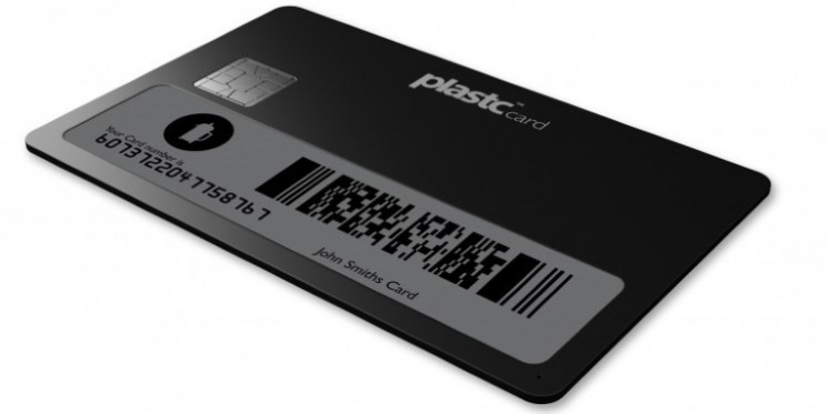 Plastc is the only card that you would need to carry around