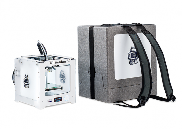 You Can Now Take Your 3D Printer Everywhere with this Backpack
