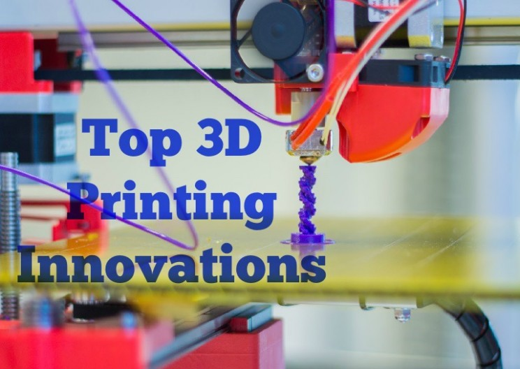 Top 6 Breathtaking Innovations with 3D Technology