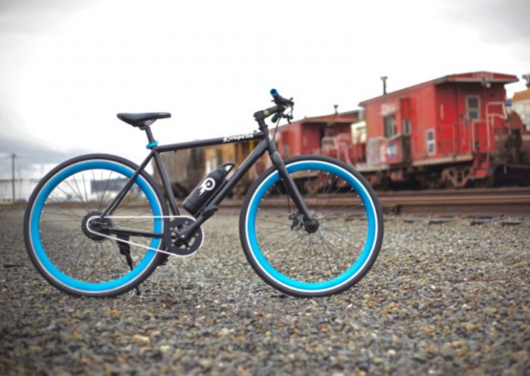 This New Elegant Lightweight E-Bike Defies Stereotypes