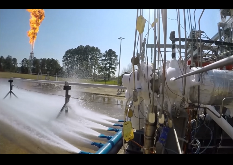 NASA Rocket Fuel Pump Tests Pave Way for Methane-fueled Mars Lander