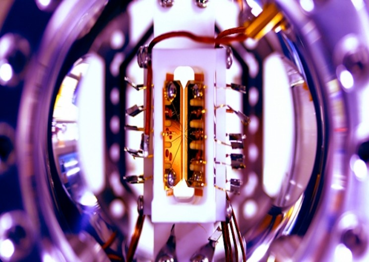Reprogrammable Quantum Computer is the First in the World