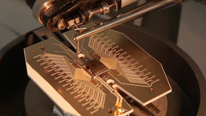 First Ever Blueprint For Modular Quantum Computers Unveiled