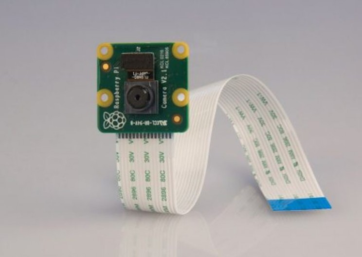 Raspberry Pi Now Has an 8-Megapixel Sony Camera Upgrade