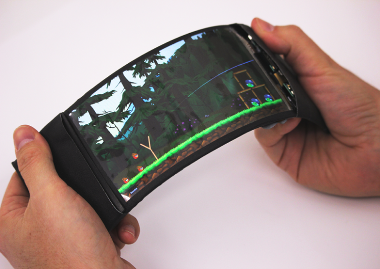 ReFlex - The world's first bendable smartphone