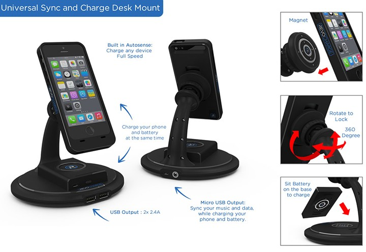 New Revocharge smartphone case is looking to revolutionize universal wireless charging